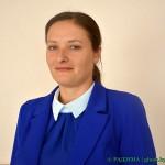 Оксана Лустова — начальник Глусского филиала Могилёвского  госплемпредприятия