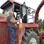 В «Славгородском» убирают кукурузу