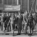 100 лет ВЛКСМ: комсомольские стройки Беларуси, энтузиазм молодых