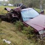 ДТП в Глусском районе: двое погибли, пострадал ребенок