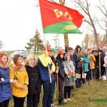 Накануне 100-летия образования Всесоюзного Ленинского Коммунистического Союза Молодежи в Глусском районе заложили кленовую аллею