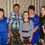 Семья Лариных и их продолжение