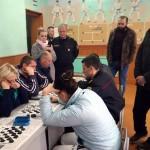 Соревнования по гиревому и шашечному спорту состоялись в Глуске 20 октября