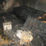 Обогреватель — возможная причина пожара в Катке