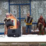 Свята «Шчадруе Глушчына» адбылося 13 студзеня на бульвары Грахоўскага ў Глуску (фотарэпартаж)