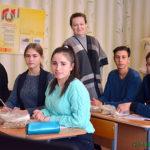 Первый и пока единственный в Глусском районе агрокласс открылся в Заелицком учебно-педагогическом комплексе