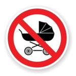Вход с коляской разрешен, но не всегда возможен
